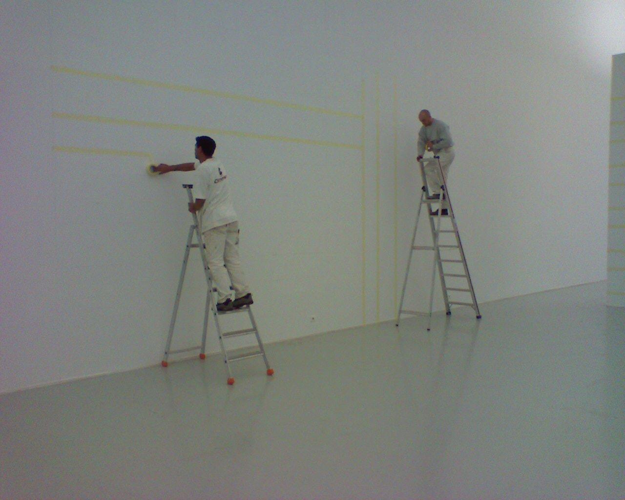 Photo chantier musée badolia avant réalisation